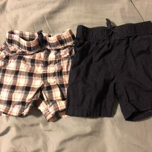 First Impression Shorts